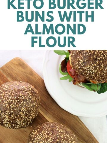 Low Carb Burger Buns for your every need
