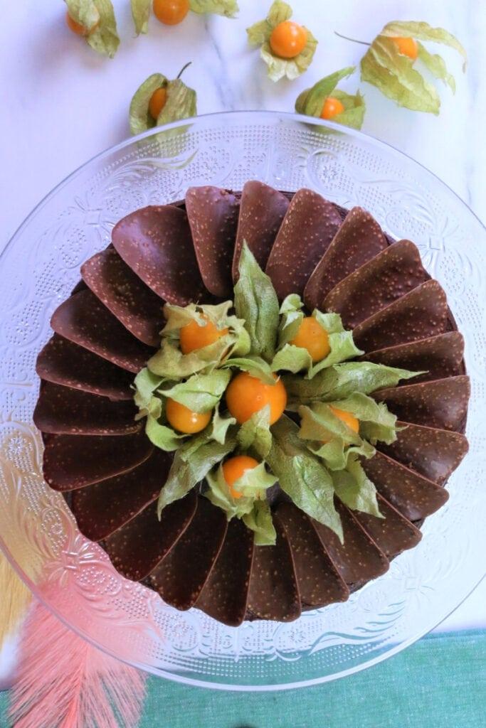 moist chocolate cake 2