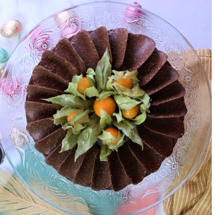 Moist Chocolate Cake Recipe