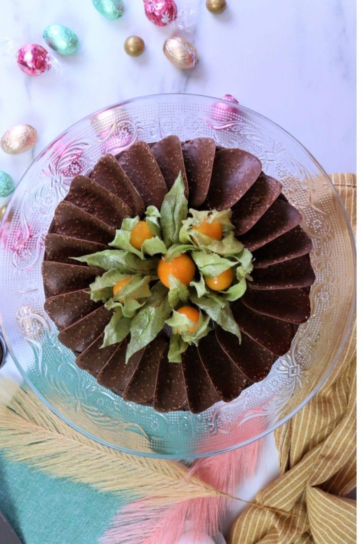 moist chocolate cake 3